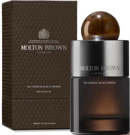 Molton Brown Re-charge Black Pepper Eau de Parfum - Apă de parfum  — Imagine N1