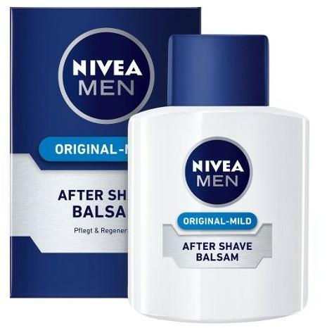 Balsam după ras - Nivea Men Mild After Shave Balm — Imagine N1
