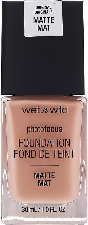 Fond de ten - Wet N Wild Photofocus Foundation