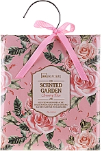 Parfumuri și produse cosmetice Pliculeț aromatic - IDC Institute Country Rose Scented Garden Wardrobe Sachet