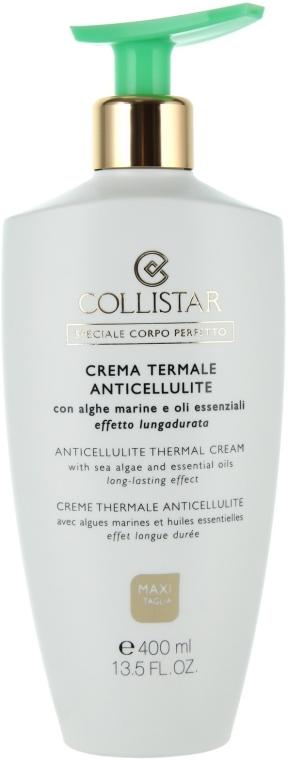 Cremă termică anticelulitică - Collistar Anticellulite Thermal Cream — Imagine N3