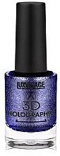 Parfumuri și produse cosmetice Lac de unghii - Luxvisage 3D Holographic