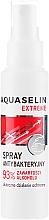Parfumuri și produse cosmetice Spray antibacterian - Aquaselin Extreme Antibacterial Spray