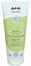 Parfumuri și produse cosmetice Gel de duș, ceai verde și rodie - Eco Cosmetics