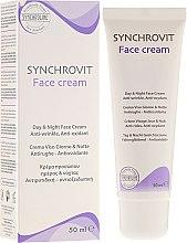 Parfumuri și produse cosmetice Crema anti-îmbătrânire - Synchroline Synchrovit Face Cream