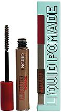 Parfumuri și produse cosmetice Pomadă pentru sprâncene - Ingrid Cosmetics Liquid Pomade