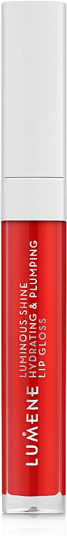 Luciu hidratant de buze - Lumene Luminous Shine Hydrating & Plumping Lip Gloss