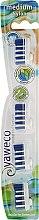 Parfumuri și produse cosmetice Rezerve pentru periuța de dinți, duritate medie - Yaweco Toothbrush Heads Nylon Medium