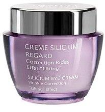 Parfumuri și produse cosmetice Cremă cu silicium pentru zona ochilor - Thalgo Silicium Eye Cream