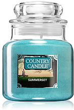 Parfumuri și produse cosmetice Lumânare aromată (borcan) - Country Candle Summerset