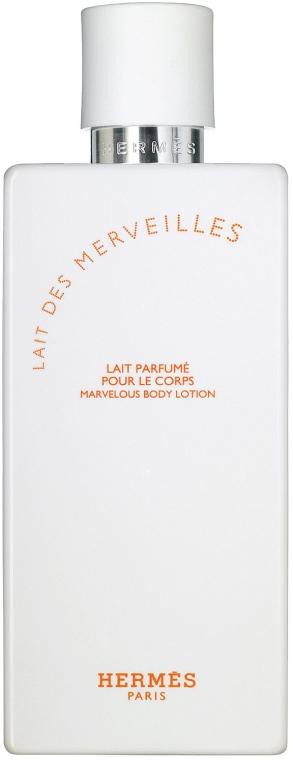 Hermes Eau des Merveilles - Lapte de corp — Imagine N2
