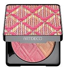 Parfumuri și produse cosmetice Fard de obraz - Atrdeco Bronzing Blush