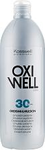 Parfumuri și produse cosmetice Emulsie oxidantă 9% - Kosswell Professional Oxidizing Emulsion Oxiwell 9% 30 vol