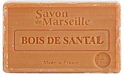 "Parfumuri și produse cosmetice Săpun natural ""Lemn de santal"" - Le Chatelard 1802 Sandal Wood Soap"