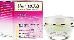 Parfumuri și produse cosmetice Cremă antirid pentru față - Perfecta Cera Naczynkowa Cream