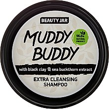 "Șampon de păr ""Muddy Buddy"" - Beauty Jar Extra Cleansing Shampoo — Imagine N2"