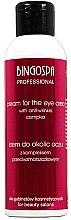 Parfumuri și produse cosmetice Cremă antirid pentru zona din jurul ochilor - BingoSpa Artline Anti-Wrinkle Cream Eye Area