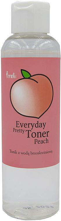 Tonic cu apă de piersici - Prreti Tonic with Peach Water — Imagine N1
