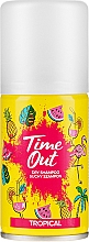 Parfumuri și produse cosmetice Șampon uscat pentru păr - Time Out Dry Shampoo Tropical