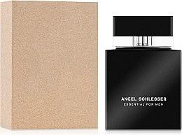 Angel Schlesser Essential for Men - Apă de toaletă (tester cu capac) — Imagine N2