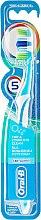 Periuță de dinți, albastru - Oral-B Complete 5 Ways Clean 40 Medium — Imagine N1