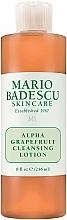 Parfumuri și produse cosmetice Loțiune demachiantă - Mario Badescu Alpha Grapefruit Cleansing Lotion