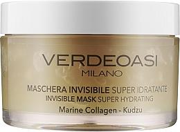 Parfumuri și produse cosmetice Mască super hidratantă pentru față - Verdeoasi Invisible Mask Super Hydrating