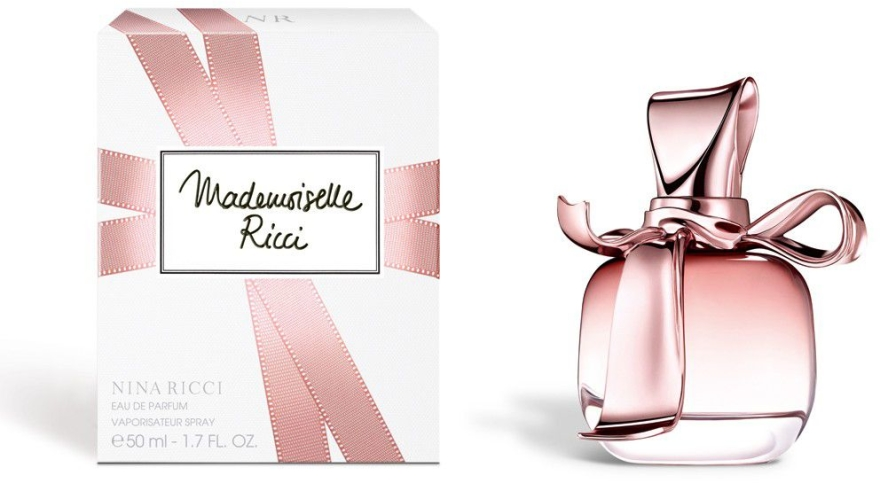Nina Ricci Mademoiselle Ricci - Apă de parfum — Imagine N2