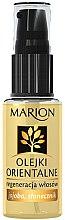 Parfumuri și produse cosmetice Ulei regenerant pentru păr - Marion Regeneration Oriental Oil