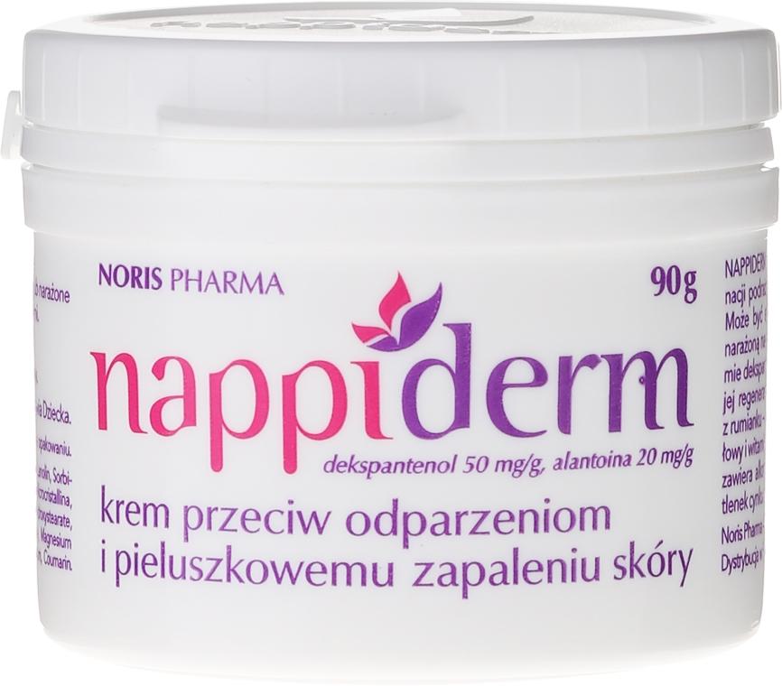 Cremă împotriva dermatitei - Nappiderm — Imagine N1