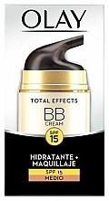 Parfumuri și produse cosmetice BB cremă - Olay Total Effects BB Cream SPF15