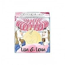 Parfumuri și produse cosmetice Elastic de păr - Invisibobble Original Lisa Lena