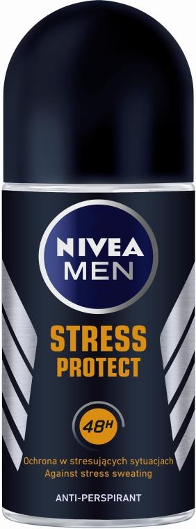 "Deodorant antiperspirant roll-on ""Protecție antistres"" pentru bărbați - Nivea Men Stress Protect deodorant Roll-On — Imagine N1"