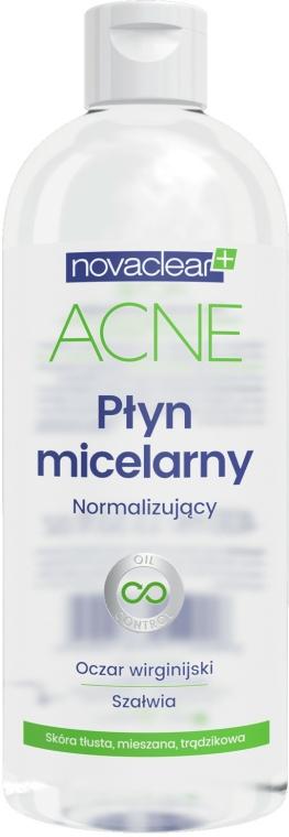 Apă micelară - Novaclear Acne Micellar Water