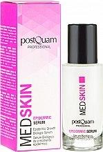 Parfumuri și produse cosmetice Ser facial - Postquam Med Skin Serum Epidermic Growth