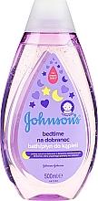 Parfumuri și produse cosmetice Spumă de baie - Johnson's Baby Bath Bedtime