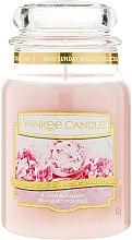 Parfumuri și produse cosmetice Lumânare în borcan - Yankee Candle Blush Bouquet