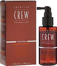 Parfumuri și produse cosmetice Tonic pentru scalp și păr, cu efect de întărire - American Crew Fortifying Scalp Revitalizer