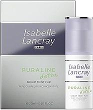 Parfumuri și produse cosmetice Ser pentru pielea problematică - Isabelle Lancray Puraline Detox Pure Complexion Concentrate