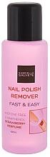 Parfumuri și produse cosmetice Soluție pentru îndepărtarea ojei - Gabriella Salvete Nail Polish Remover Fast & Easy