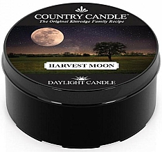 Parfumuri și produse cosmetice Lumânare de ceai - Country Candle Harvest Moon Daylight