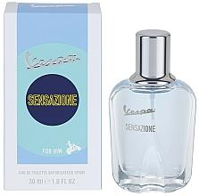 Parfumuri și produse cosmetice Vespa Sensazione For Him - Apă de toaletă
