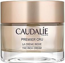 Parfumuri și produse cosmetice Cremă antirid pentru față - Caudalie Premier Cru La Creme Riche