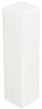 Parfumuri și produse cosmetice Buffer pentru unghii, cu 4 fețe P-24, alb - Deni Carte