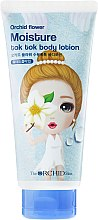 Parfumuri și produse cosmetice Loțiune hidratantă pentru corp - The Orchid Skin Orchid Flower Moisture Tok Tok Body Lotion