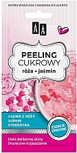 "Parfumuri și produse cosmetice Peeling facial ""Trandafir"" - AA Sugar Scrub Rose Peeling"