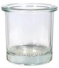 Parfumuri și produse cosmetice Sfeșnic pentru lumânare votivă - Yankee Candle POP Clear Tealight Votive Holder