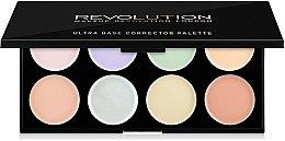 Parfumuri și produse cosmetice Paleta corector ten - Makeup Revolution Ultra Base Corrector Palette