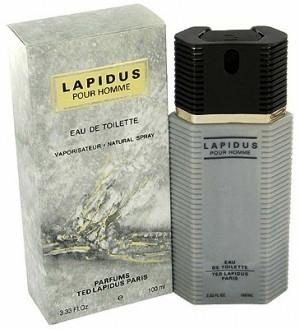 Ted Lapidus Lapidus Pour Homme - Apă de toaletă (tester) — Imagine N2