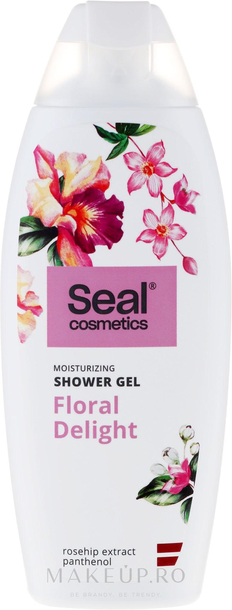 Gel de duș - Seal Cosmetics Floral Delight Shower Gel — Imagine 300 ml